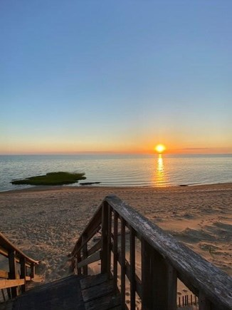 Eastham Cape Cod vacation rental - Enjoy the sunset from the Captain's Perch.