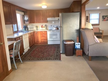 Eastham Cape Cod vacation rental - Kitchen with all that you need to cook and serve.