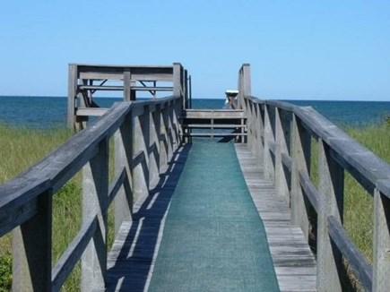 Eastham Cape Cod vacation rental - Captain's Perch set on top of the dunes great look out spot