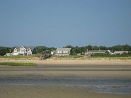 Eastham Cape Cod vacation rental - Tides come and up and then recede out approx. 1 mile. Fun.
