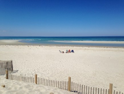Dennis Village Cape Cod vacation rental - Beautiful Mayflower Beach is just a mile and a half away