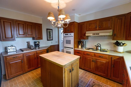 Dennis Village Cape Cod vacation rental - Kitchen is fully stocked for all types of cooking and baking.