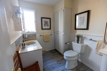 Dennis Village Cape Cod vacation rental - #1 bath on first floor with shower
