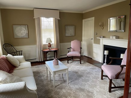 Yarmouth Port Cape Cod vacation rental - Parlor