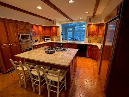 Yarmouth Port Cape Cod vacation rental - Chef's Kitchen