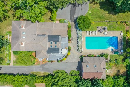 Yarmouth Port Cape Cod vacation rental - Aerial view