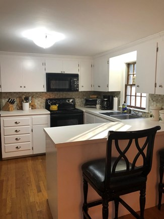 Centerville Cape Cod vacation rental - Kitchen has counter seating