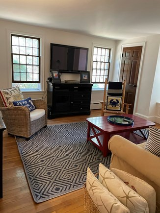 Centerville Cape Cod vacation rental - TV room