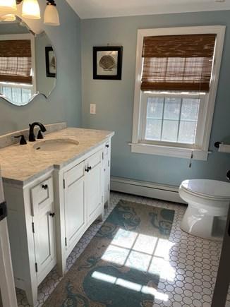 Centerville Cape Cod vacation rental - 2nd floor bath with shower