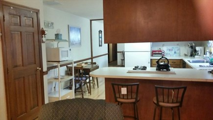 Centerville Centerville vacation rental - Kitchen open to Family Room