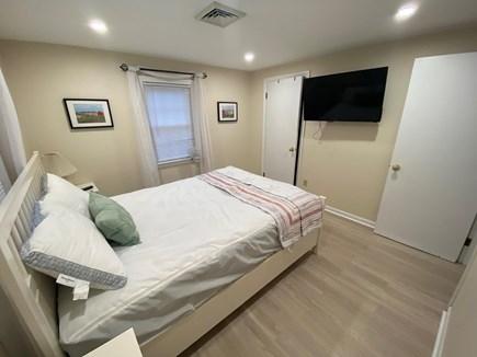 West Dennis Cape Cod vacation rental - Master bedroom alternate view.