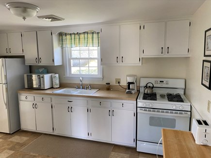 West Dennis Cape Cod vacation rental - Fully stocked kitchen!