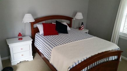 Popponesset Cape Cod vacation rental - First floor bedroom with queen bed