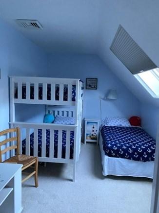 Mashpee, Popponesset Cape Cod vacation rental - Second floor twin bedroom