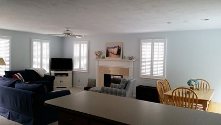 Popponesset Cape Cod vacation rental - Open concept living