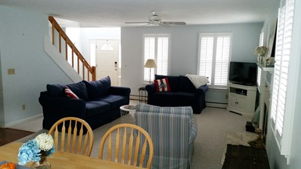 Popponesset Cape Cod vacation rental - Large living room