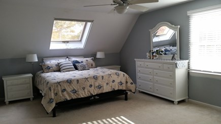 Popponesset Cape Cod vacation rental - Master bedroom with king size bed