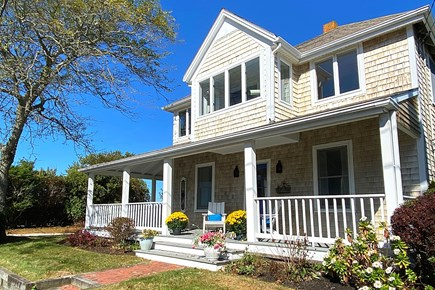 West Yarmouth Cape Cod vacation rental - Front Porch - Main House