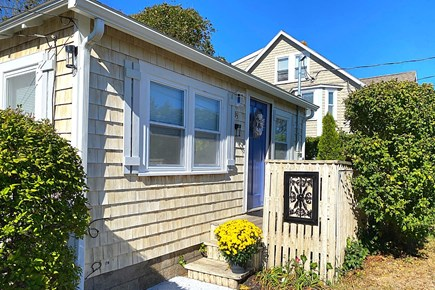 West Yarmouth Cape Cod vacation rental - Cottage entrance