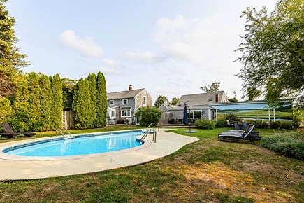 East Dennis Cape Cod vacation rental - Shared Pool.