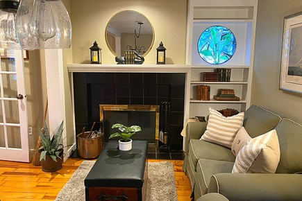 East Dennis Cape Cod vacation rental - Ah, Vacation. Time to Sit back, Relax.