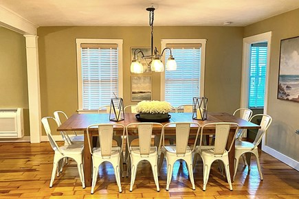 East Dennis Cape Cod vacation rental - Dining room.