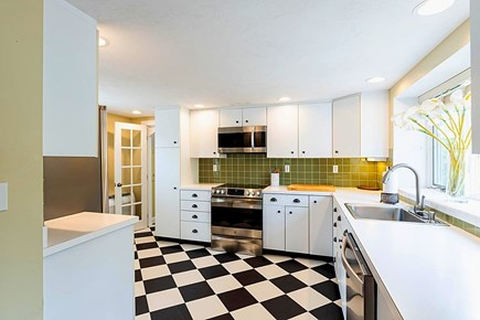 East Dennis Cape Cod vacation rental - Lots of Kitchen Storage with Space to Cook Together.