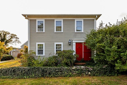 East Dennis Cape Cod vacation rental - The Main House at Over the Bridge at Sesuit