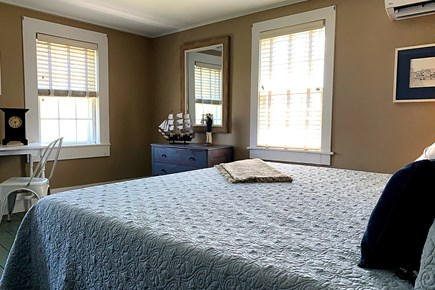 East Dennis Cape Cod vacation rental - Another View of the Second Floor Bedroom with a King Bed.