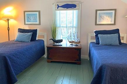East Dennis Cape Cod vacation rental - Second Floor Bedroom with 2 Twin Beds.
