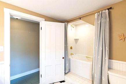 East Dennis Cape Cod vacation rental - Second Floor Bathroom.