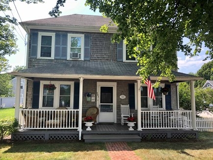 Barnstable Cape Cod vacation rental - Front Porch