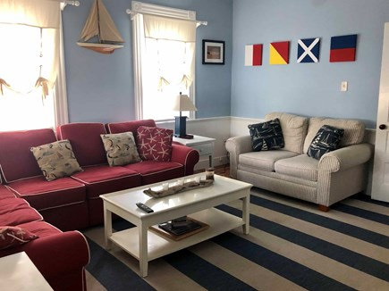 Barnstable Cape Cod vacation rental - Living Space