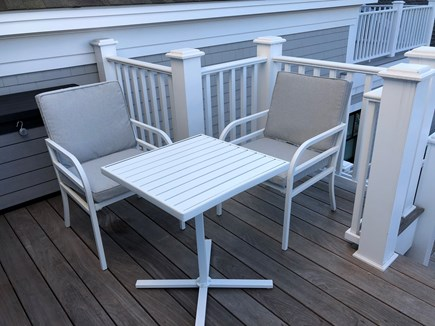 Provincetown Cape Cod vacation rental - Patio