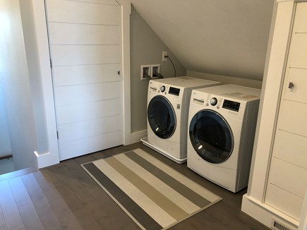Provincetown Cape Cod vacation rental - Laundry