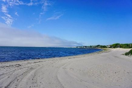 Hyannis Cape Cod vacation rental - Sea Street beach is just steps away