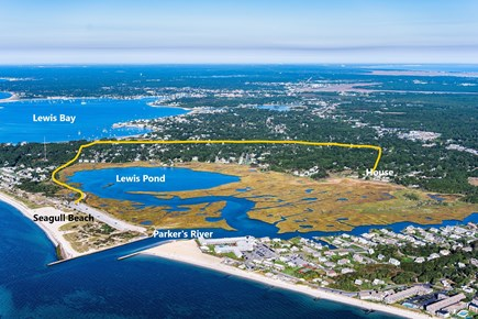 West Yarmouth Cape Cod vacation rental - Near Seagull Beach, Lewis Pond, and Parker's River.