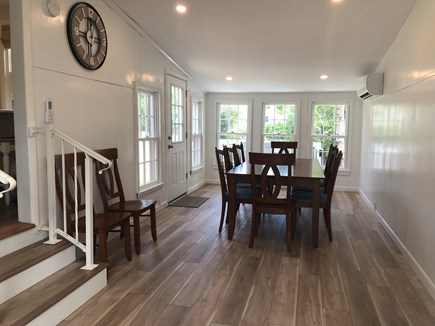West Yarmouth Cape Cod vacation rental - Dining area, newly renovated
