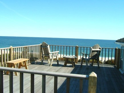 East Orleans Cape Cod vacation rental - Rooftop deck overlooking the Atlantic