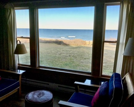 East Orleans Cape Cod vacation rental - Living Room View