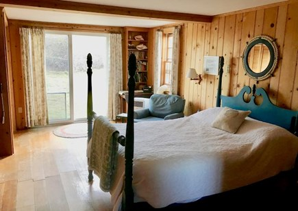 East Orleans Cape Cod vacation rental - First floor Master Bedroom