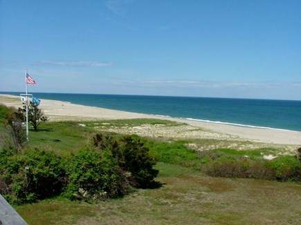 East Orleans Cape Cod vacation rental - View from upper level deck