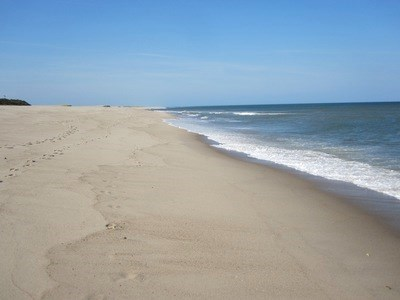 East Orleans Cape Cod vacation rental - The lovely sand of Nauset Beach