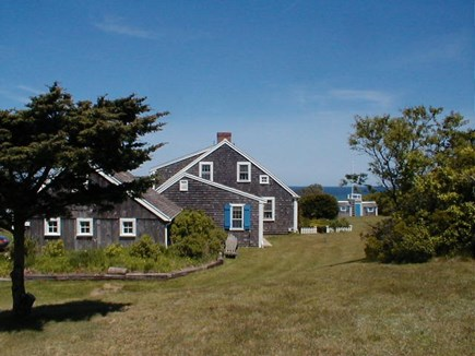 East Orleans Cape Cod vacation rental - View of property from the road