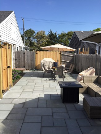 Harwich Port Cape Cod vacation rental - Gate connects to second unit.Larger parties inquire if interested