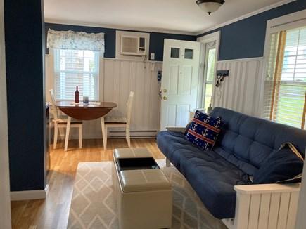 Harwich Port Cape Cod vacation rental - Entrance door into the Living room