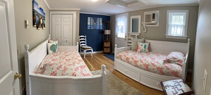 Harwich Port Cape Cod vacation rental - Bedroom 2 With Twin Beds