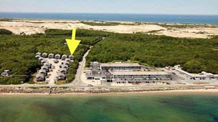 Provincetown Cape Cod vacation rental - View  of complex