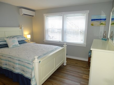 Provincetown Cape Cod vacation rental - Spacious first bedroom – hard wood floors