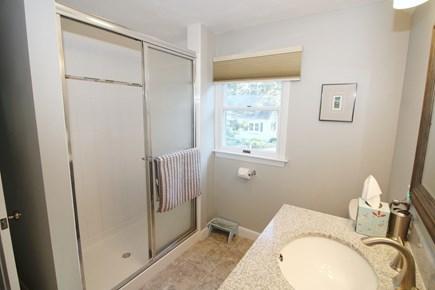 Wellfleet Cape Cod vacation rental - Second floor bathroom with shower